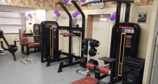 مشروع صالة رياضية