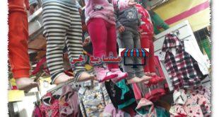 مستلزمات محل ملابس اطفال