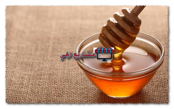 مشروع تجارة عسل النحل