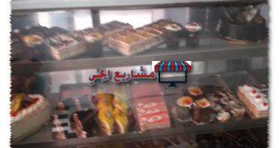 مشروع محل حلويات نسائي