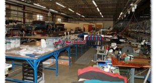 مشروع مصنع ملابس