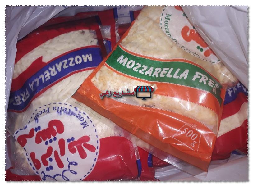 مصانع الجبنة الموزاريلا فى مصر