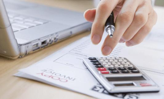 حاسبة التمويل الشخصي