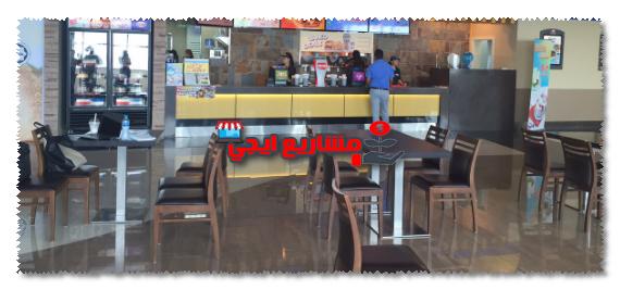 فكرة مشروع بخصوص سلسلة مطاعم